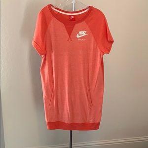 Nike Sweatshirt Dress